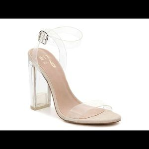 Mix No. 6 Lucee Sandals Clear US size 7 (UK 4.5)